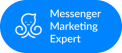 ManyChat Messenger Marketing Expert Badge